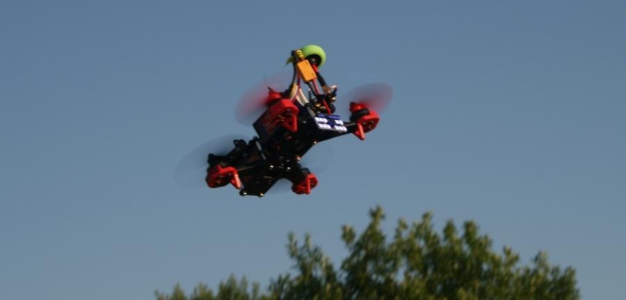 Гоночный FPV-дрон своими руками (часть 2) — настройка