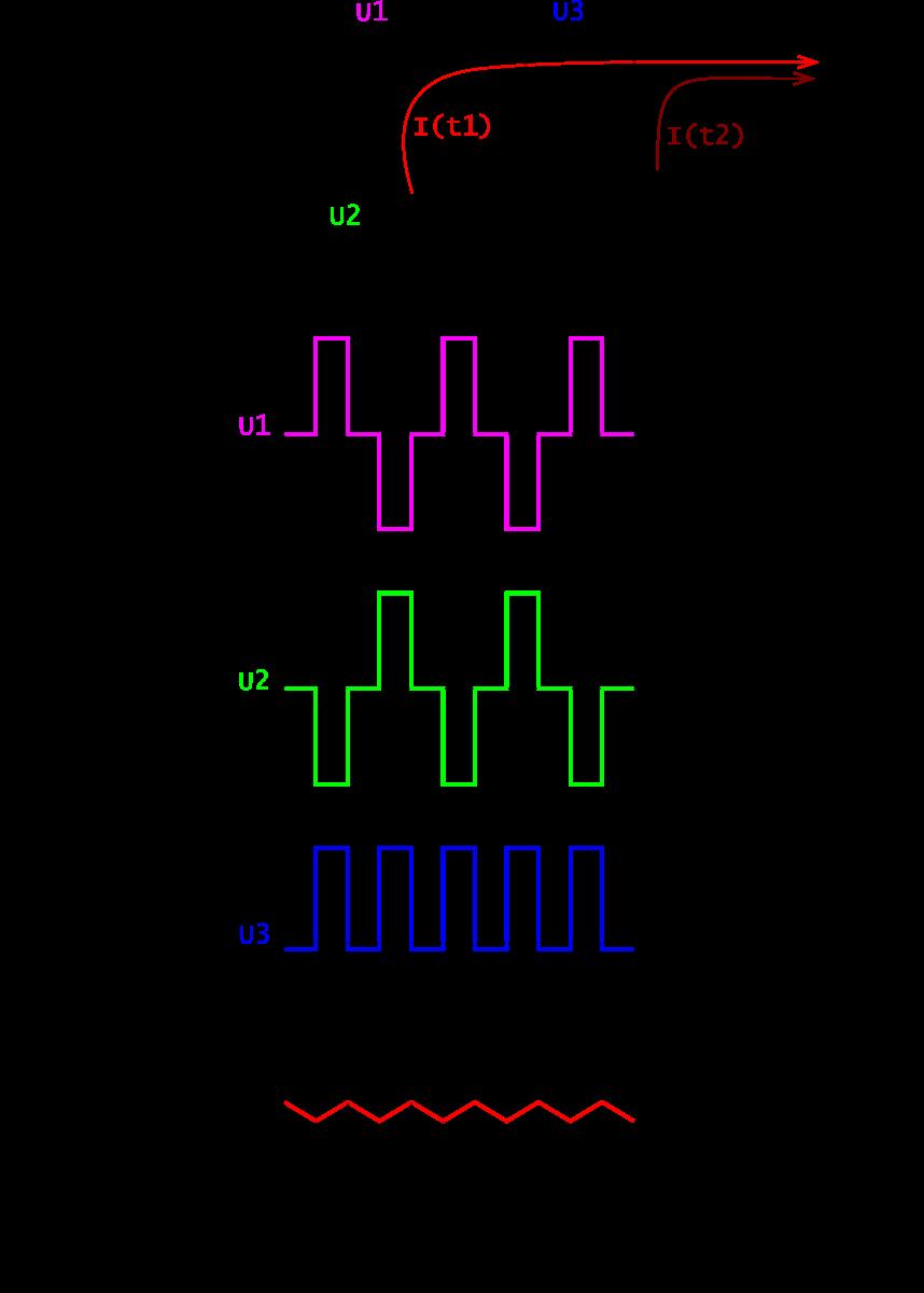 схема подключение драйверов ir2113