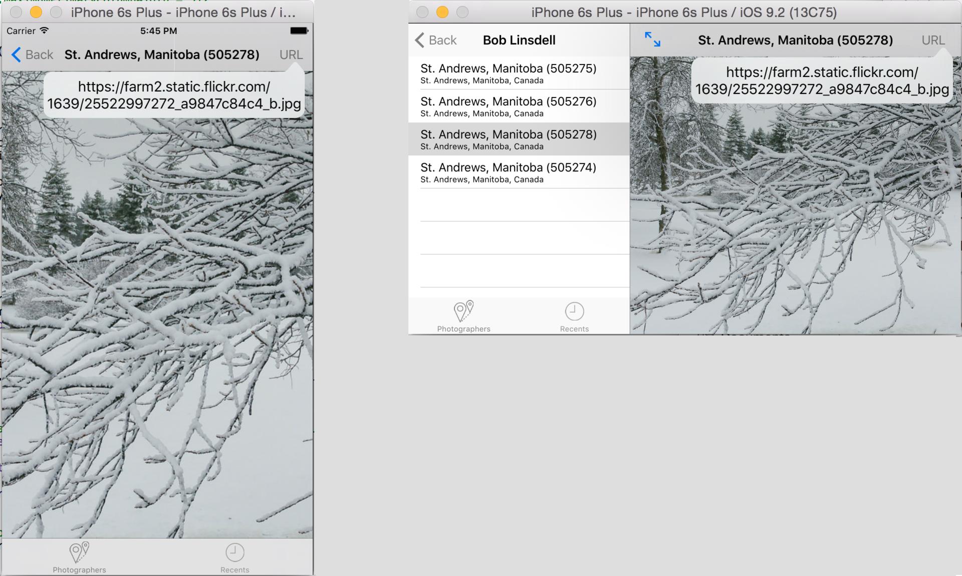 Адаптивные Split View Controller и Popover в iOS 9 (Swift). Часть 2