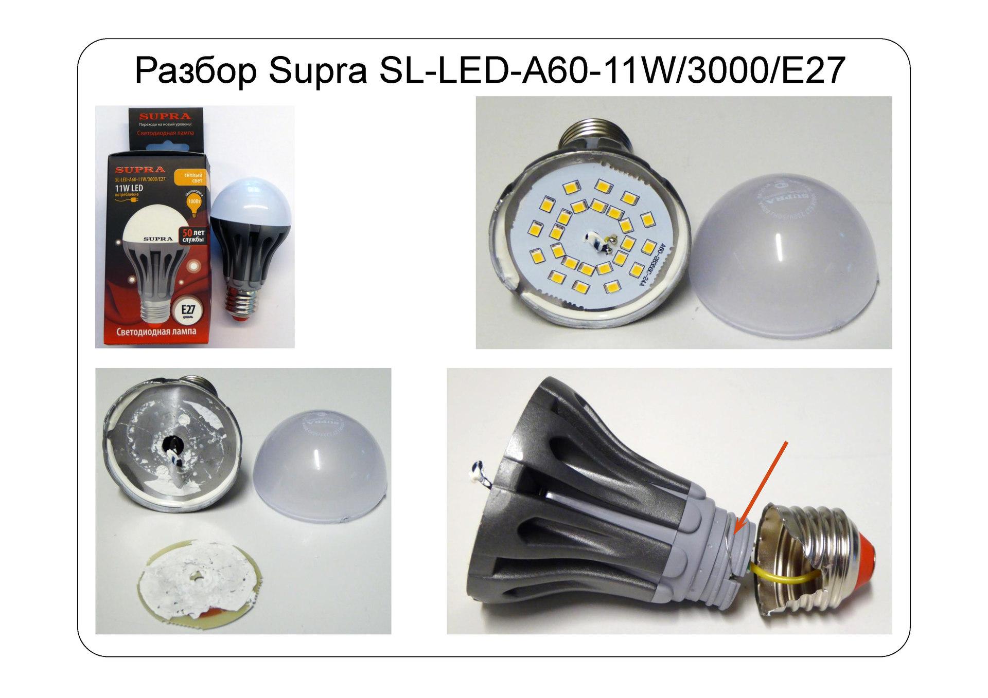 Лампочка ASD LED-JCDR-Standard 7.5W 3000K 160-260V GU10 4690612002361