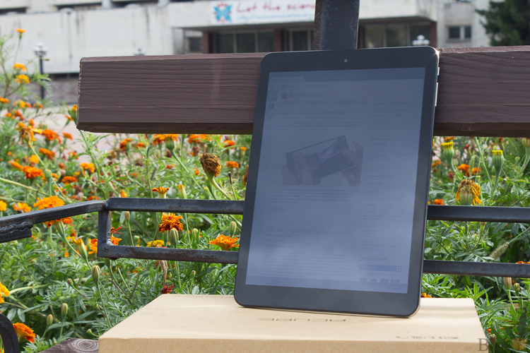 CUBE Talk 9X — обзор 9.7-дюймового планшета с 3G/GPS