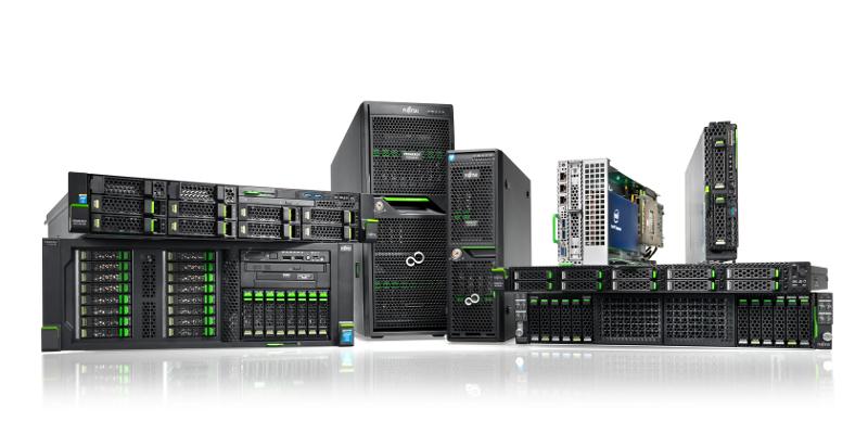 Новинки серверного парка Fujitsu