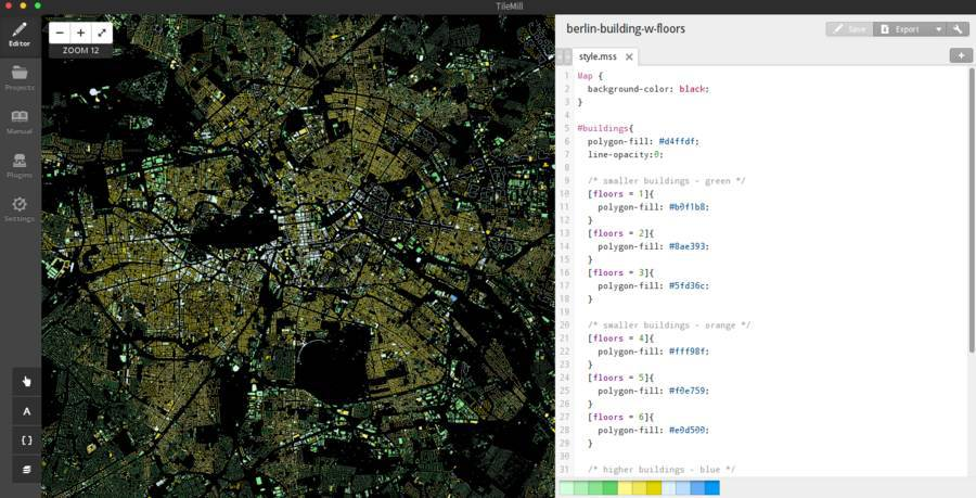 How to create interactive maps