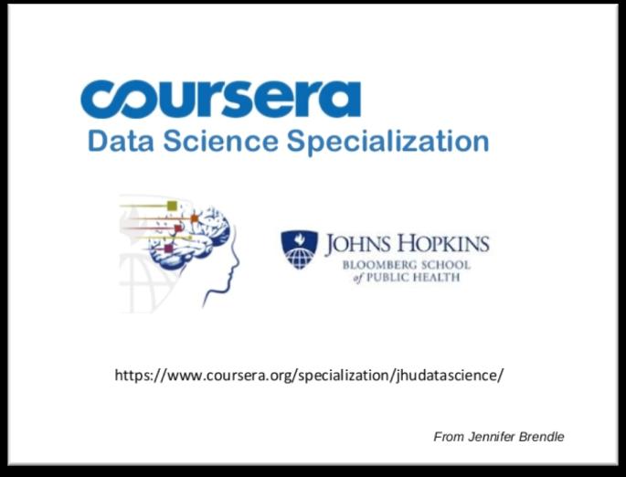 Освоение специальности Data Science на Coursera: личный опыт (ч.2)
