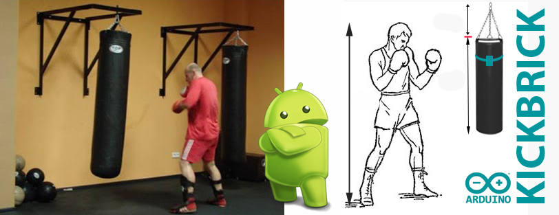[Made in Podolsk] KickBrick — фитнесс-трекер для ударных видов спорта