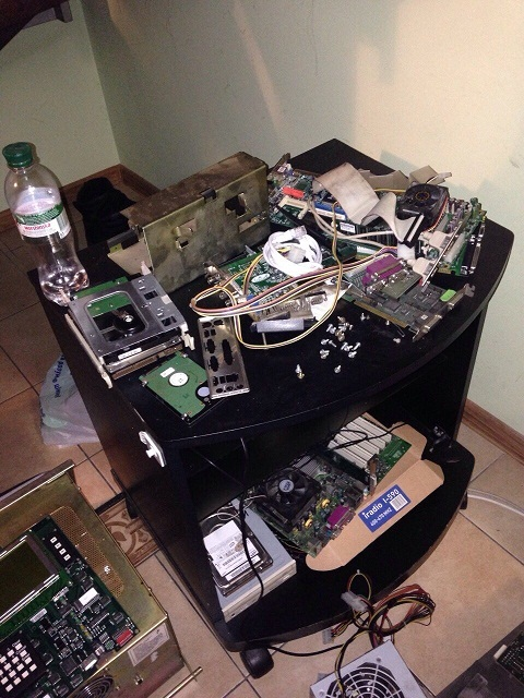 Ещё одни преступники, заражавшие банкоматы вирусом, пойманы на горячем