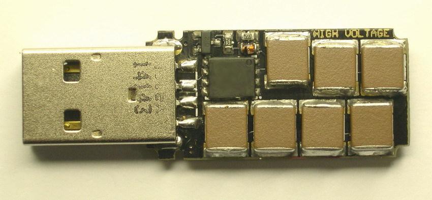 545628a30e944a8684a65109c41f8306 - Флешка — убийца компьютера / USB killer