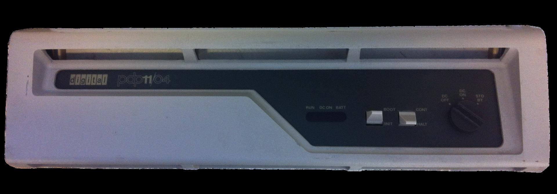 Восстановление PDP 11/04