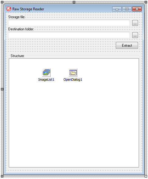 Работаем с Compound File