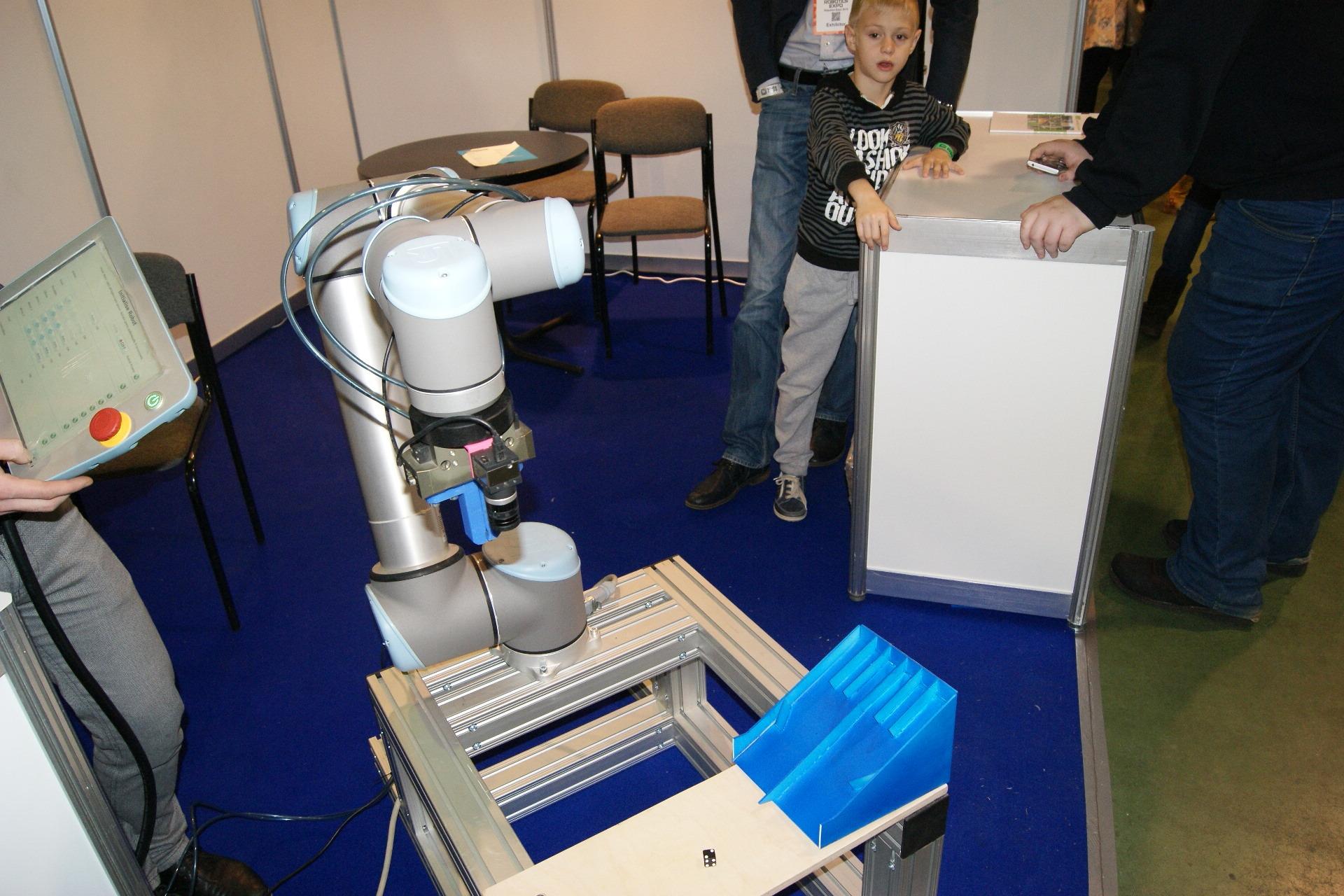 Обзор третьей международной выставки Robotics Expo 2015 в Москве