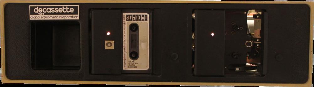Восстановление PDP 11/04. Ленточная станция TU60