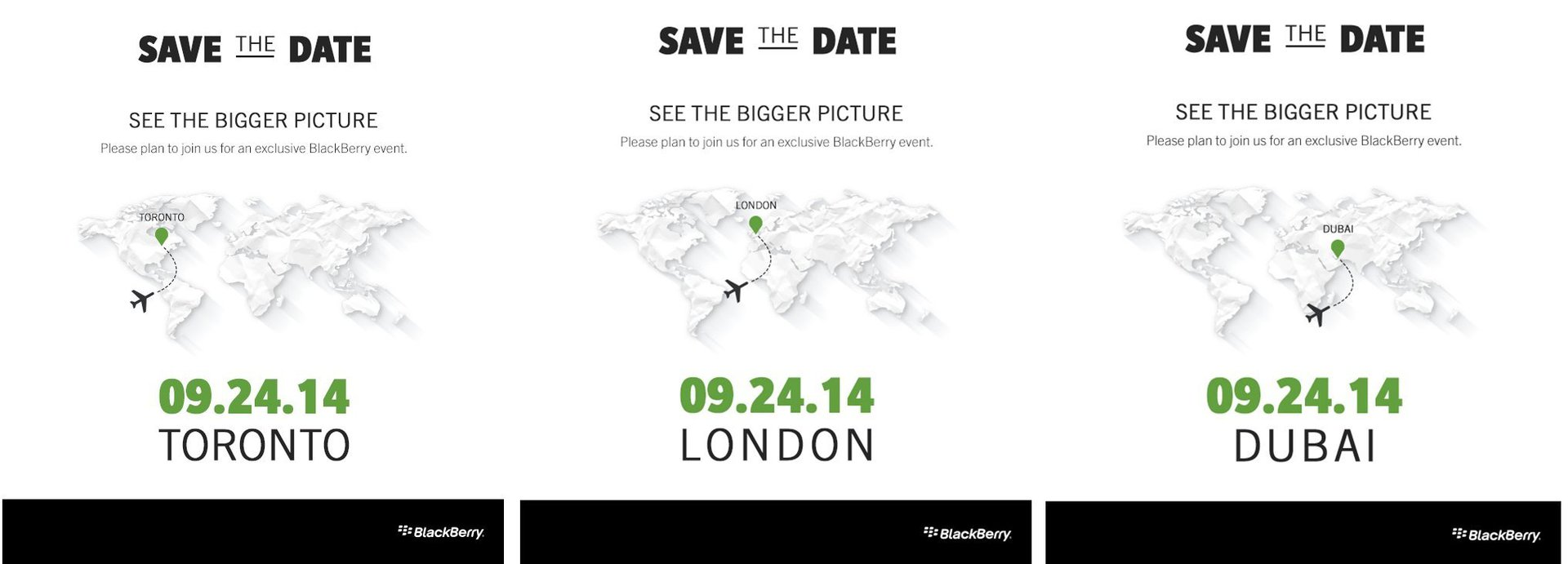 Презентация BlackBerry Passport назначена на 24.09.2014