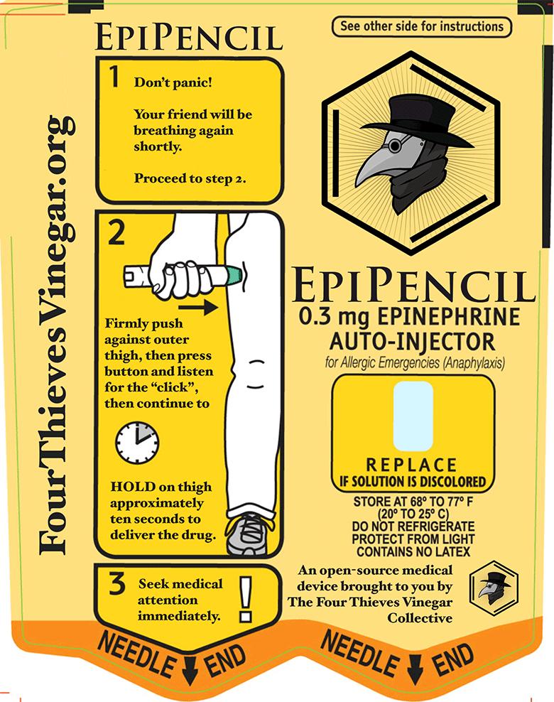 DIY-энтузиасты собрали автоинъектор, аналог EpiPen, за $28,50