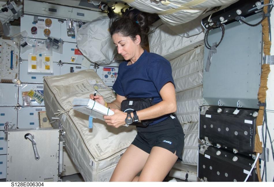 Секс в космосе на мкс