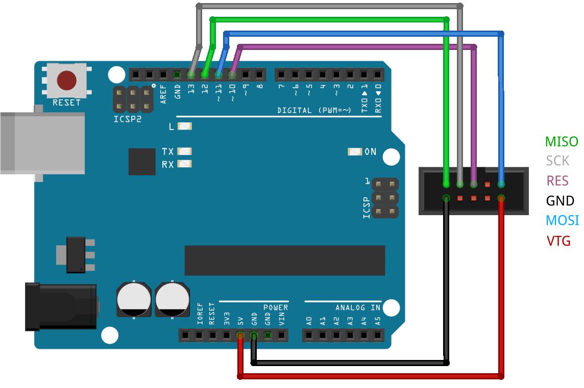 Превращаем Arduino в полноценный AVRISP программатор ...