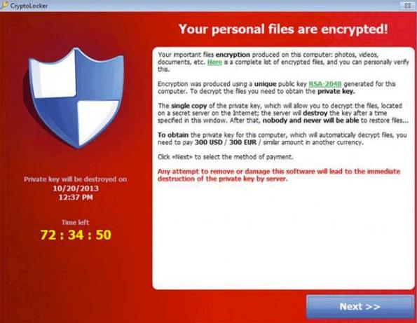 дешифрование файлов
