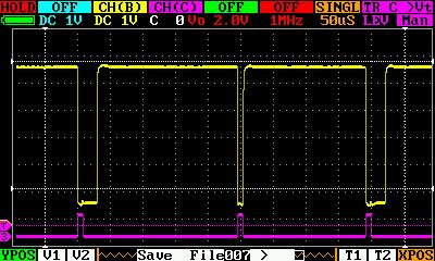 Примитивы для реализации 1-Wire master при помощи PWM и ICP на микроконтроллерах AVR AtMega
