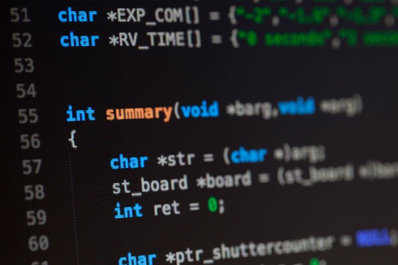Инфраструктура и торговые роботы: Какие языки программирования используются ...