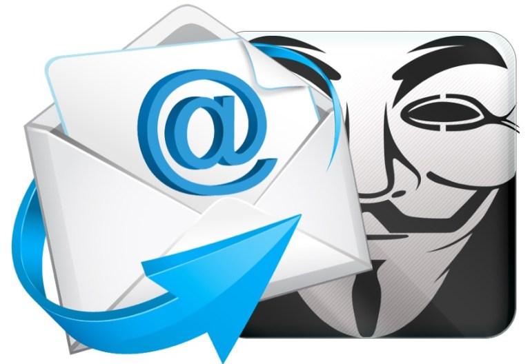 [Из песочницы] В поисках анонимной почты