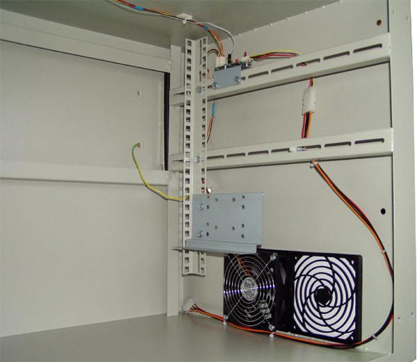 температура воздуха в помещении серверной