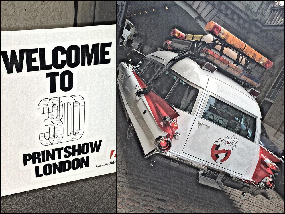 Выставка 3D PrintShow в Лондоне. Индустрия — золотая жила или охота за привидениями? bq всех рвёт.