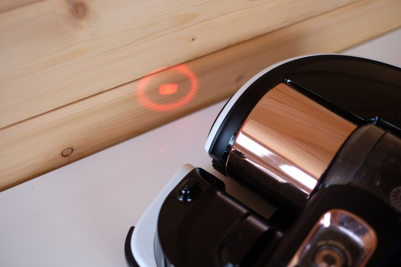 Робот-пылесос Samsung POWERBot VR9000
