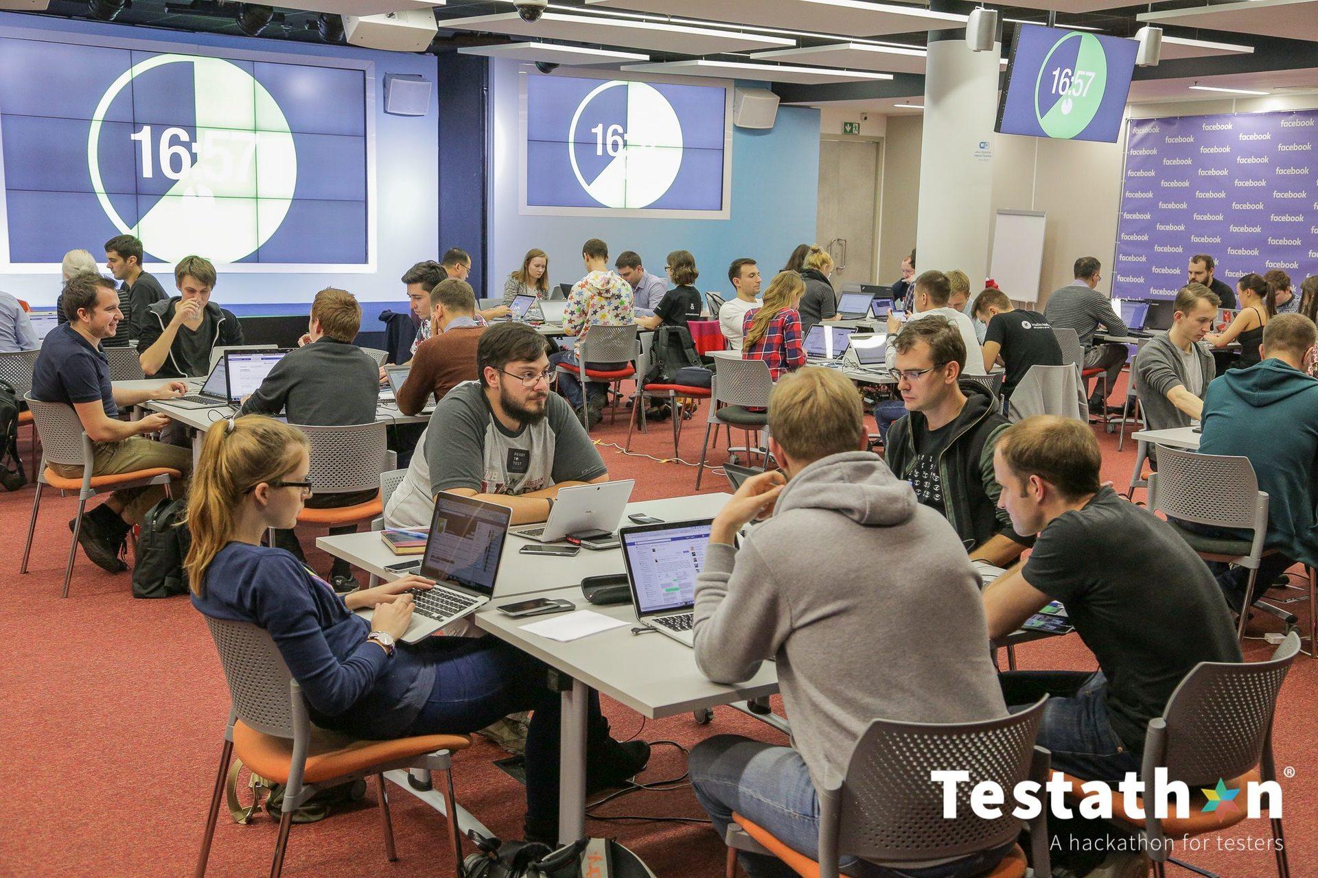 Как я сходил на первый в России «Testathon», хакатон для тестировщиков