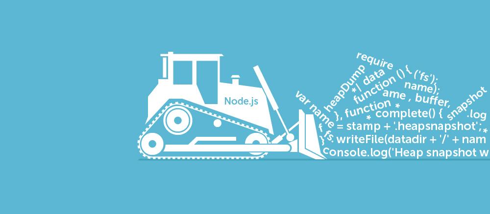 Понимание сборки мусора и отлов утечек памяти в Node.js