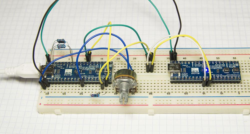 Отладчик за копейки: делаем ST-Link из Maple Mini