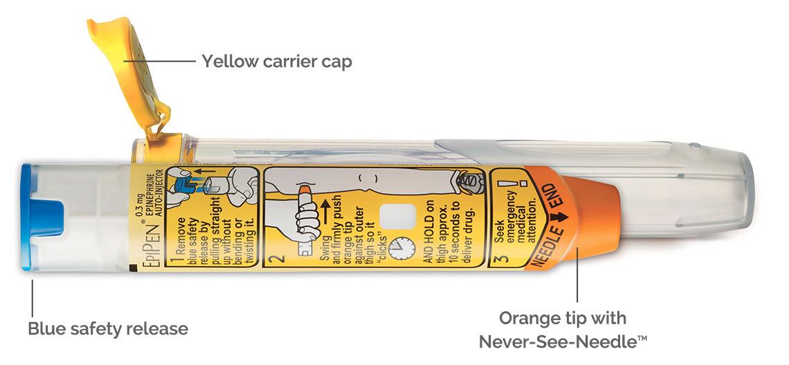 Правообладатель резко поднял цену на жизненно важное устройство EpiPen. Может ли помочь 3D-печать?