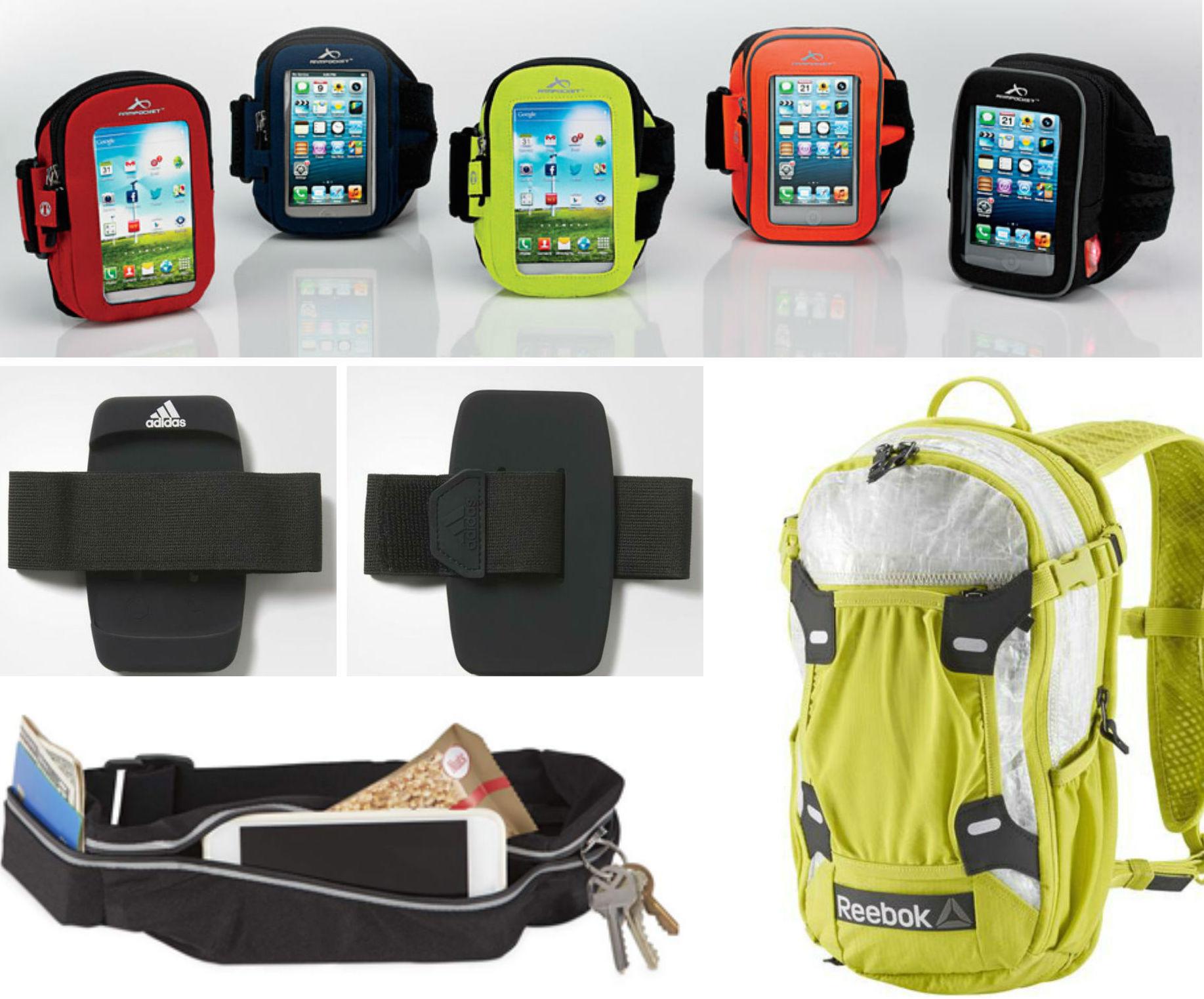 Чехол для смартфона с креплением на рюкзак рюкзак сплав