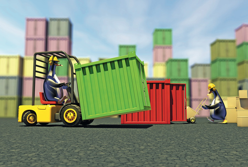 Linux-containers: when containers become more