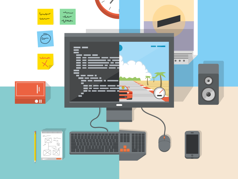 Почему дизайнер и разработчик должны работать вместе