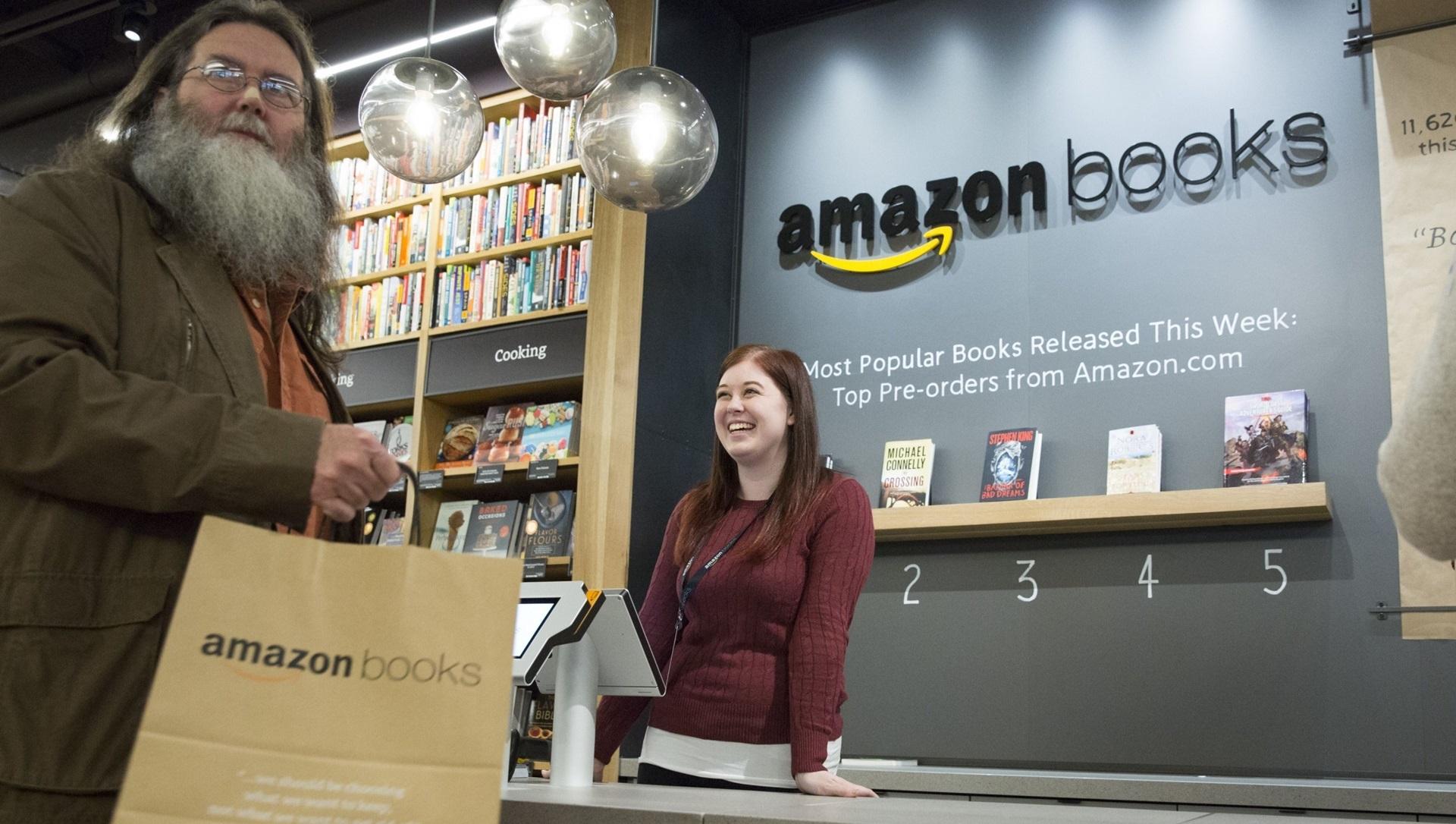 Как Walmart и Amazon преобразовывают розничную торговлю