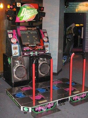 Танцевальные игровые автоматы цена скачать фильм казино 1995 через торрент