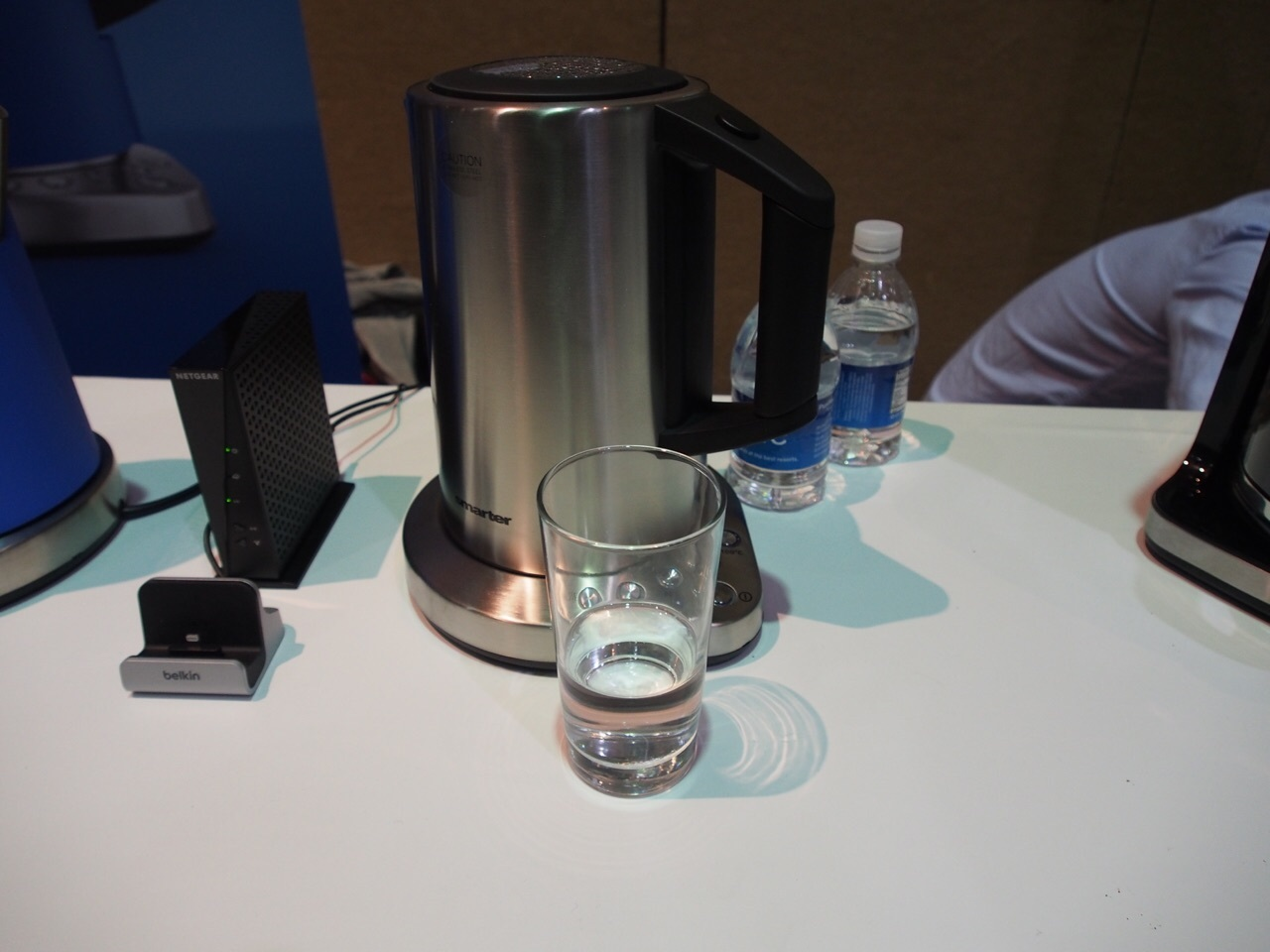 Innovations of an exhibition of household innovations of CES 2015