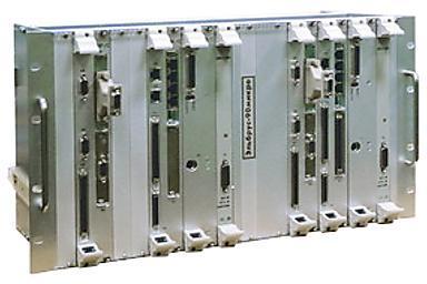 Примерный вид системного блока Эльбрус‑90микро вконструктиве «Евромеханика» спереди