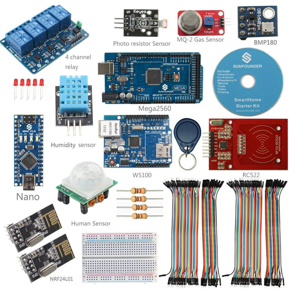 Arduino Project Ideas - Arduino Playground - HomePage