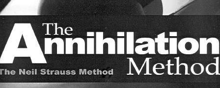 Метод уничтожения от Нила Страуса ака Стайл. DVD №9 – Сексуальное мастерство | [Infoclub.PRO]