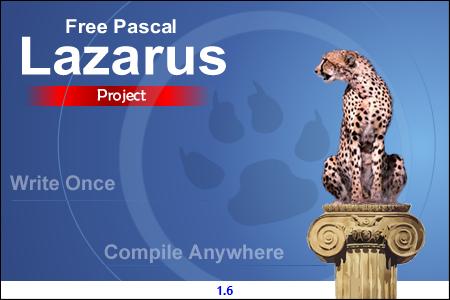 Релиз Lazarus 1.6