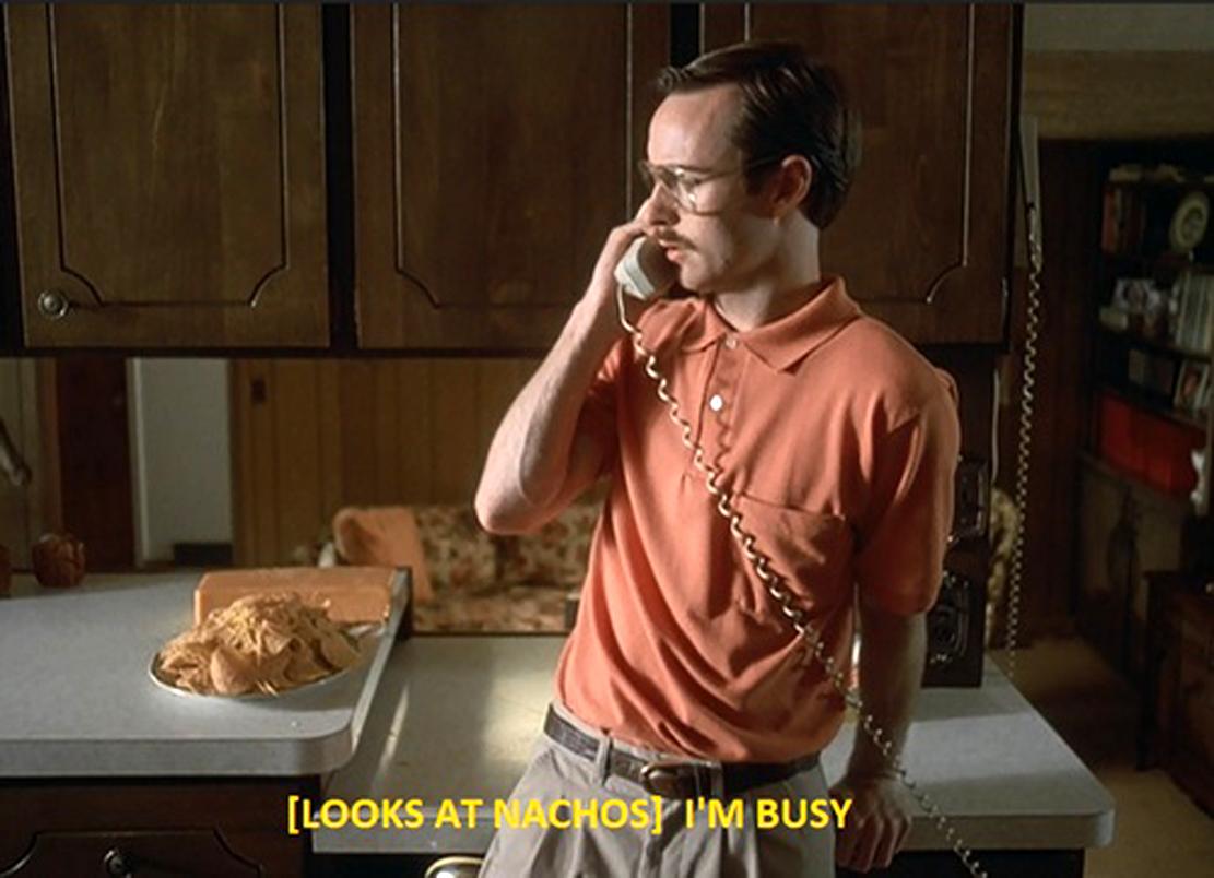 Почему мы всё время чувствуем себя занятыми