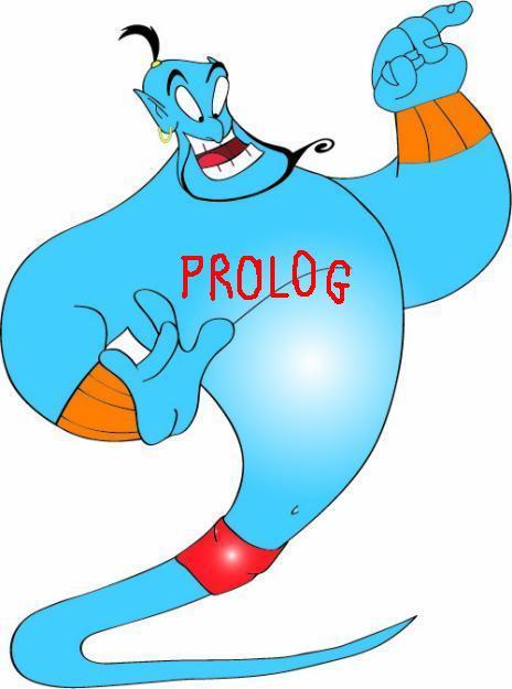 Пролог – декларативный язык, способный решать любые ребусы и доказывать теоремы