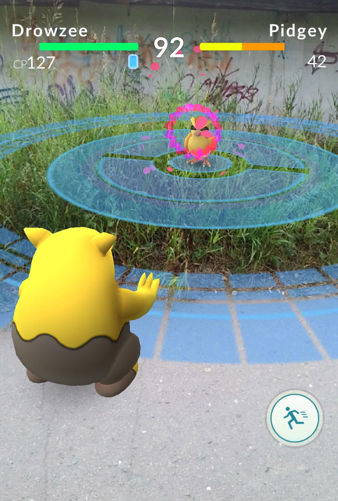 Рескин Ingress или полноценная игра? Обзор Pokemon Go
