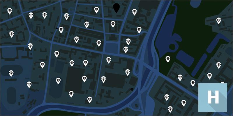 Городской Wi-Fi на примере общежитий ВУЗов Москвы