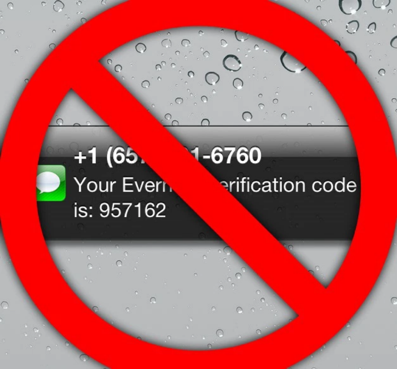 NIST: SMS нельзя использовать в качестве средства аутентификации