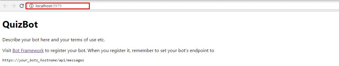 Пишем чат-бот викторину с помощью Microsoft Bot Framework