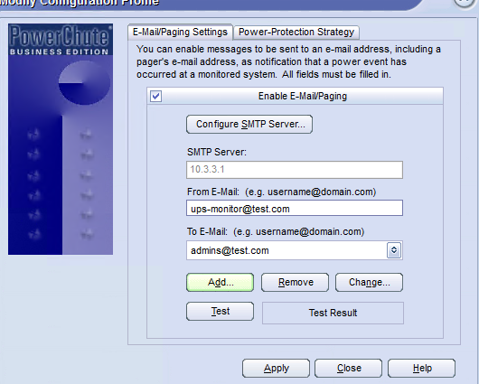 Download Powerchute Business Edition For Windows