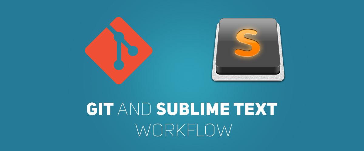Интегрируем Git в Sublime Text