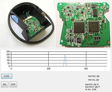 Реверс-инжиниринг лазерного датчика расстояния