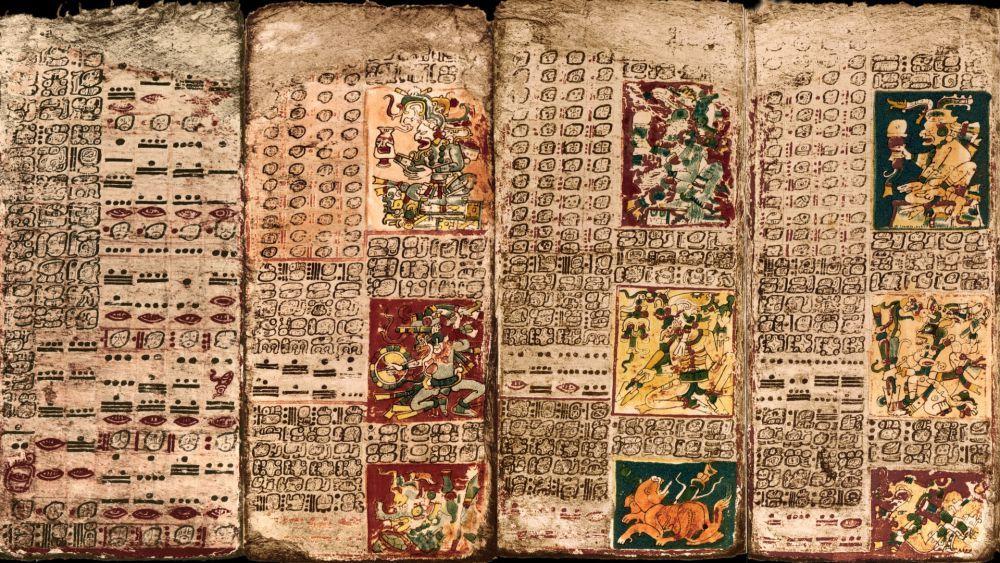 Майя знали о нерегулярности синодического периода Венеры